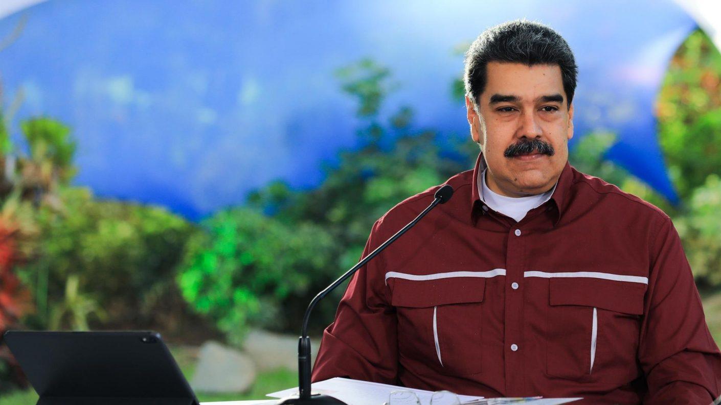 Maduro anuncia la llegada de vacunas del sistema Covax para los próximos días