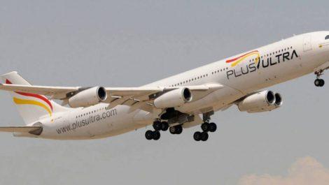 300 pasajeros quedaron varados en España tras suspensión del vuelo de Plus Ultra hacia Caracas