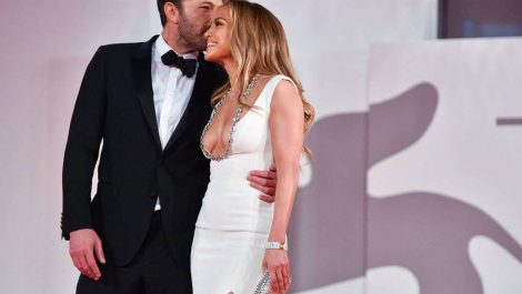 Jennifer López y Ben Affleck se roban todas las miradas en Festival de Venecia