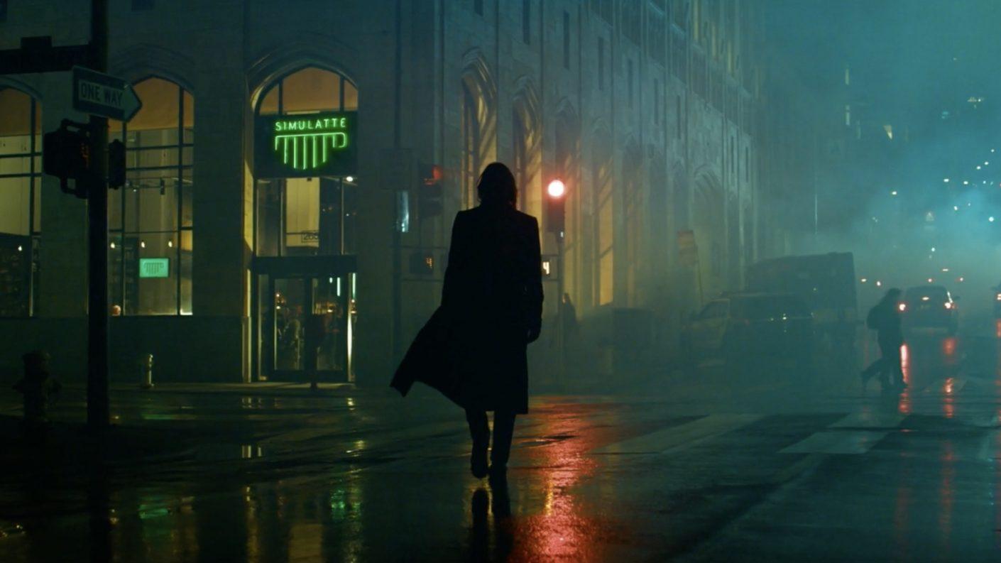 The Matrix Resurrections: revelaron las primeras imágenes de Neo