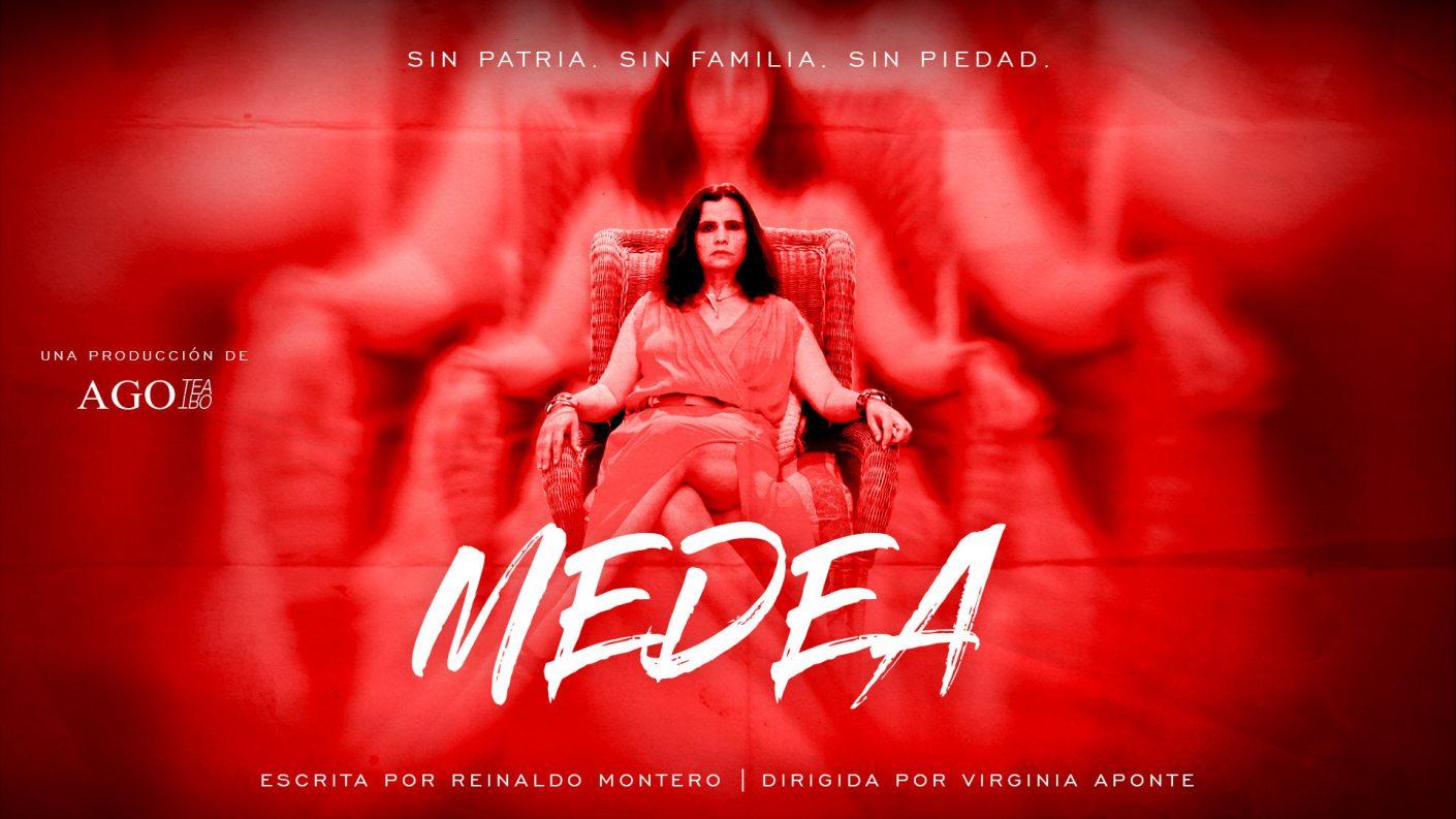 Medea: El gran mito de la madre asesina llega al Trasnocho Cultural
