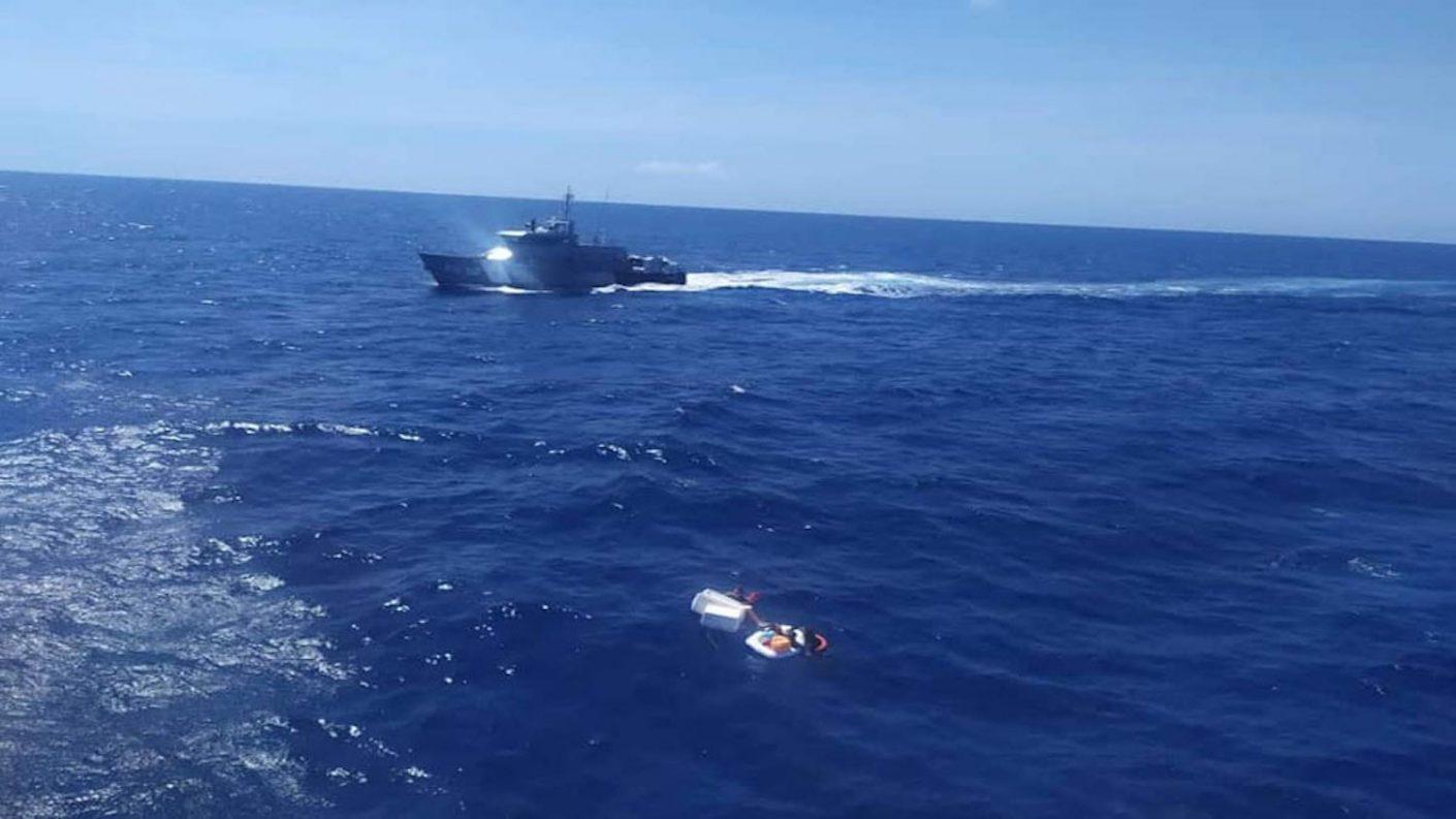 Posiblemente así fue el naufragio de La Tortuga según la reconstrucción hecha por ONSA