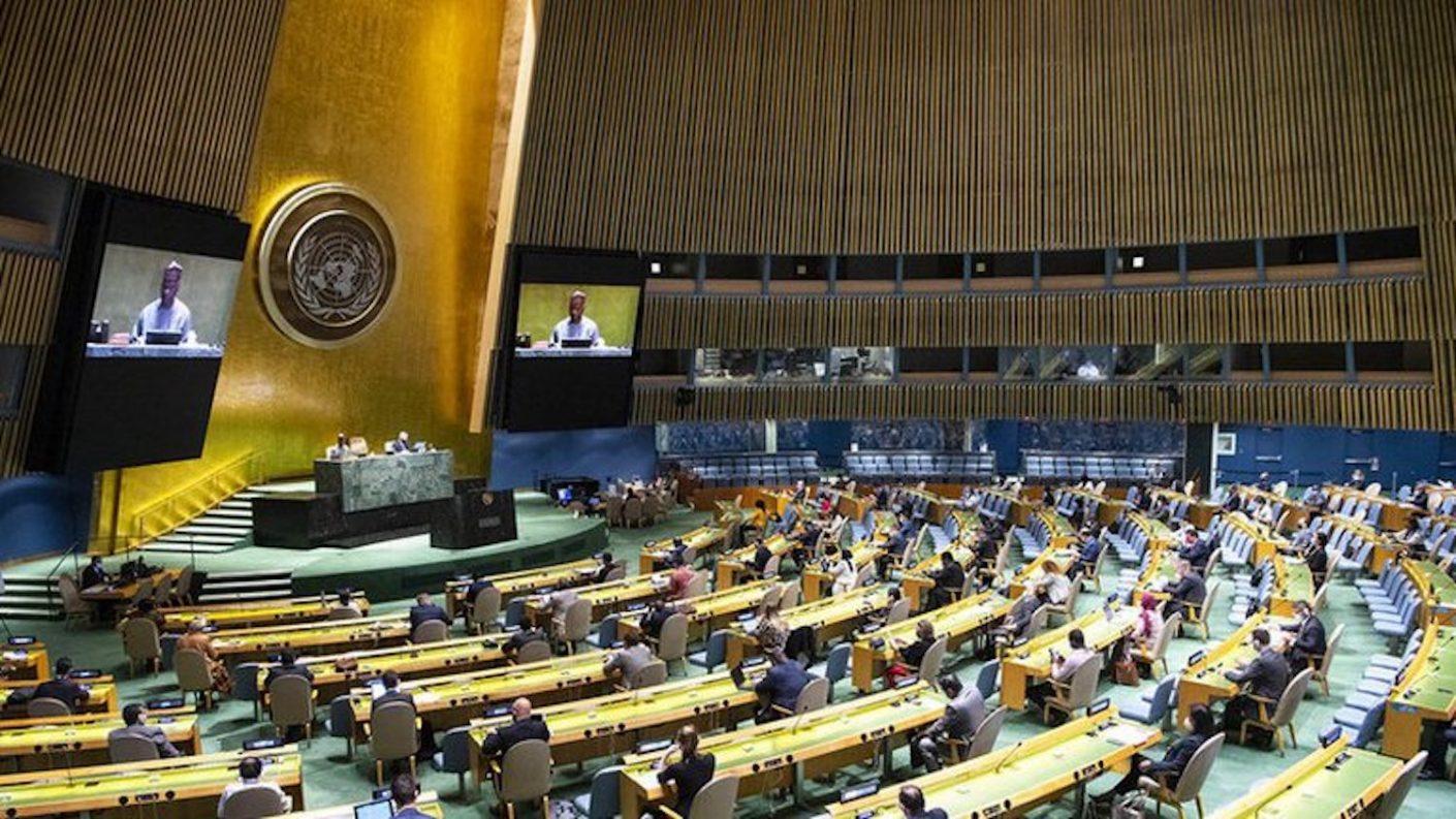 Comunidad internacional condenó en la ONU las violaciones a los DDHH en Venezuela