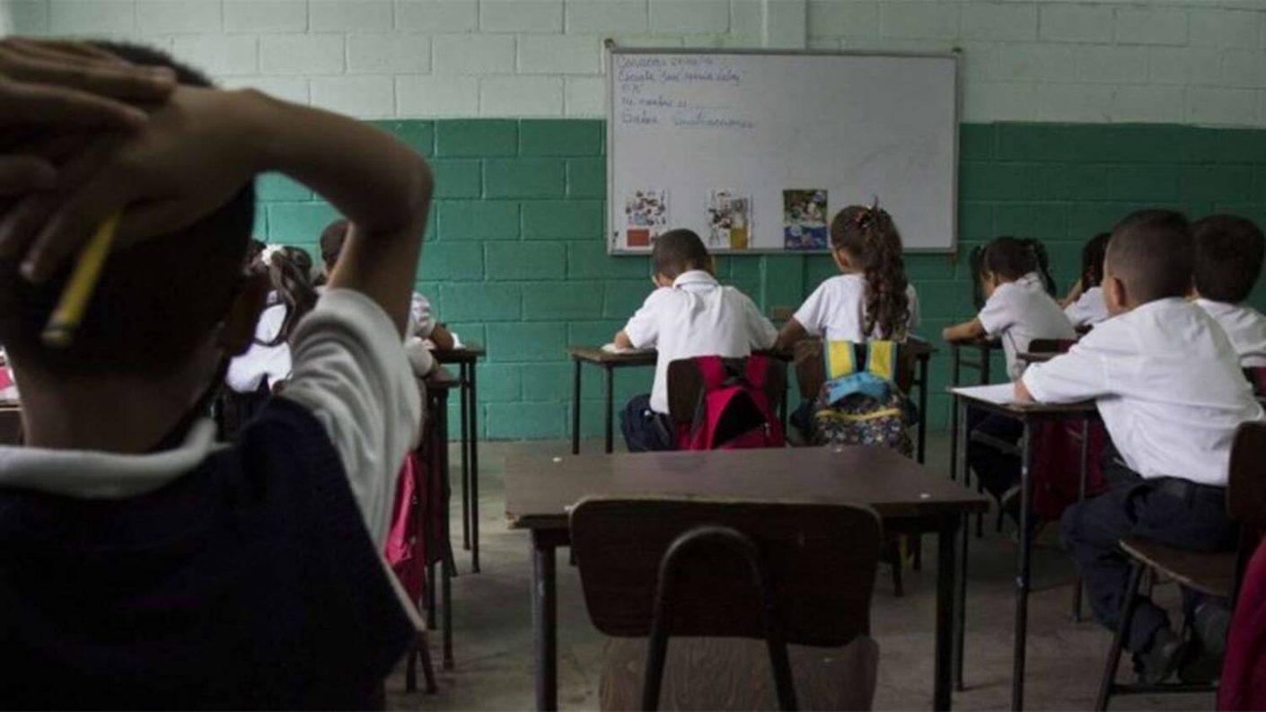 Suspendieron actividades escolares en instituciones que ya comenzaron a distancia