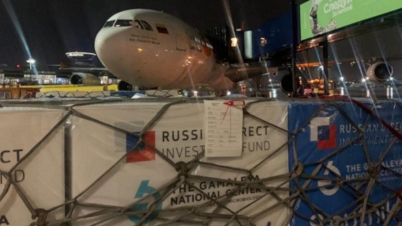 Un nuevo lote de Sputnik V salió desde Rusia con destino a Venezuela