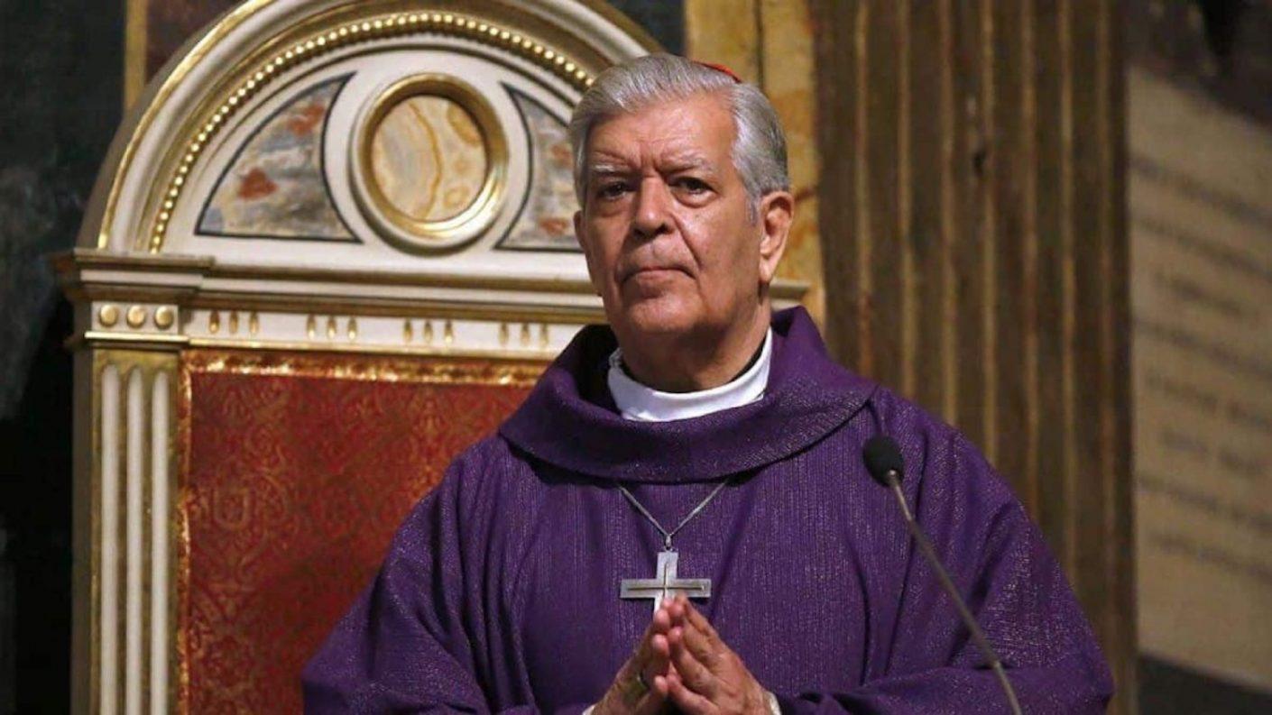 Urosa Savino ingresó a terapia intensiva y pidió recibir los santos sacramentos
