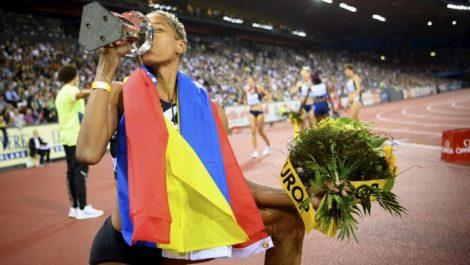"""Yulimar Rojas vendrá a Venezuela: """"Espero celebrar en mi tierra, con mi gente"""""""