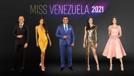 Este 28 de octubre regresa el Miss Venezuela con transmisión en vivo