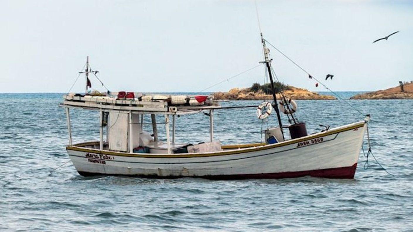 Pescadores encuentran a tripulantes del bote Guzmán Alix