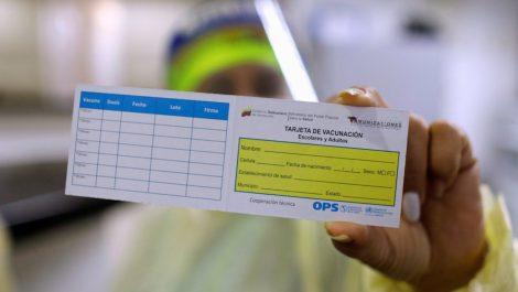 Personas no vacunadas no podrán ingresar a restaurantes a partir del 01-N
