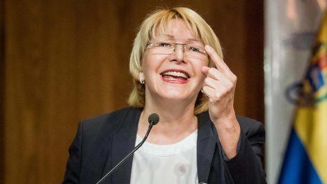 Luisa Ortega Díaz, exfiscal general de Venezuela, solicitó asilo en España