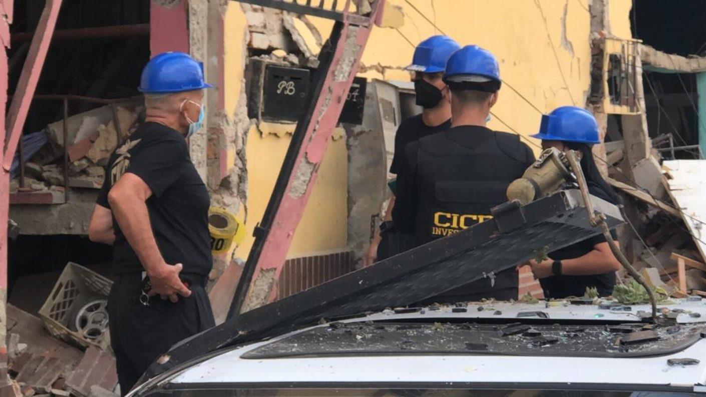 Al menos 70 heridos y 65 apartamentos afectados dejó explosión en San Martín