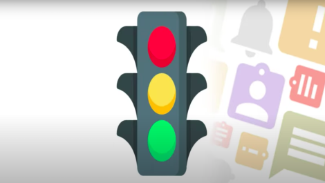Entérate cómo funciona el semáforo anticovid que controlará el acceso a sitios públicos (+ video)