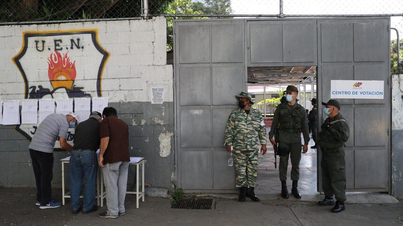 Así avanza el simulacro electoral para los comicios regionales de Noviembre