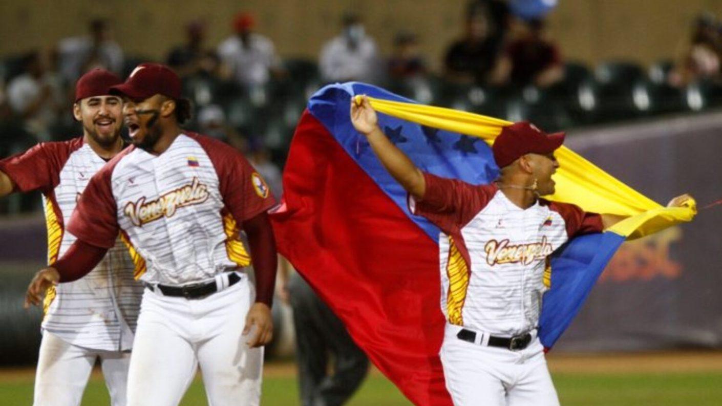Venezuela ganó medalla de oro en el Campeonato Mundial de Beisbol Sub-23